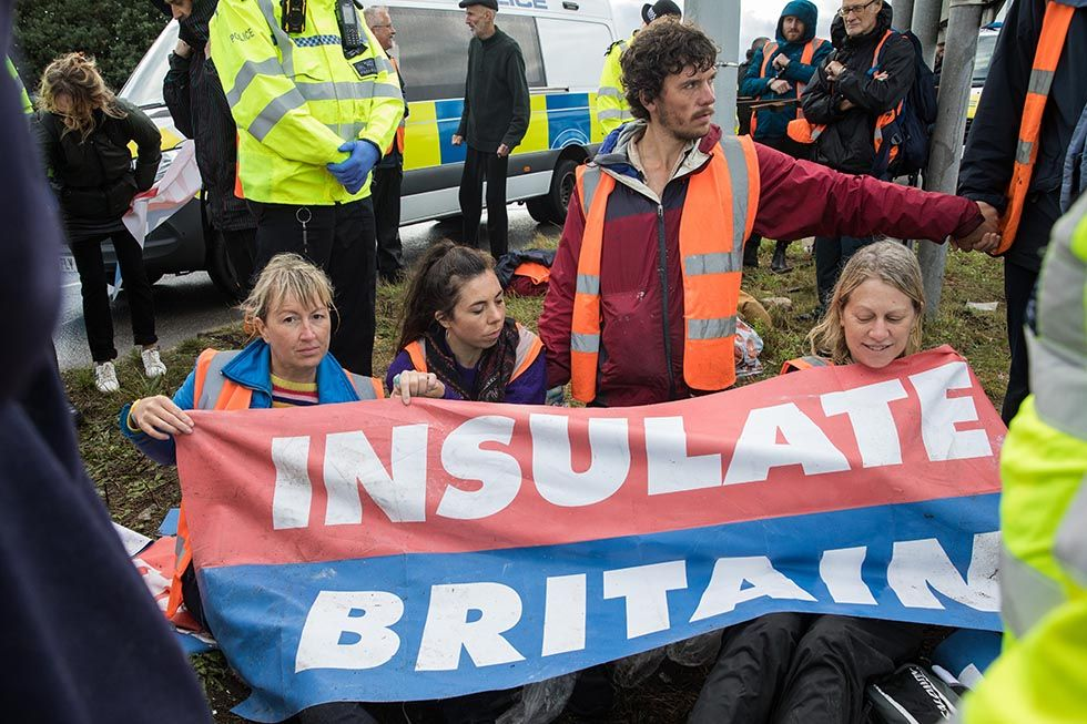We Need to Talk About Insulate Britain's Demands for our Homes