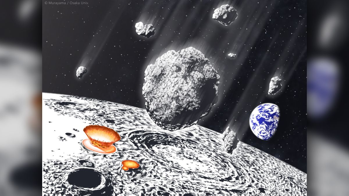Meteors more massive than the dinosaur-killing asteroid struck Earth 800 million years ago