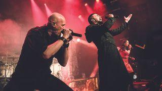 Van Canto, power metal choir