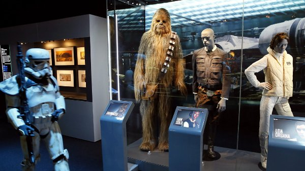 Star Wars Exhibit – France