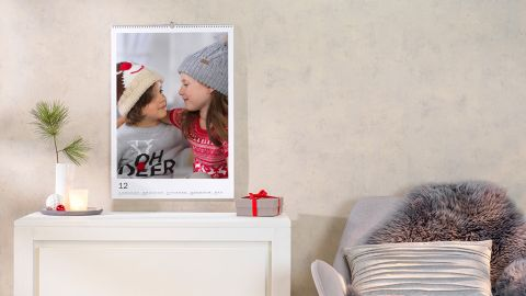 Get ready for 2020 and create your own photo calendars with CEWE