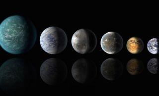exoplanets, Earth, Kepler-22b, Kepler-69c, Kepler-452b, Kepler-62f, Kepler-186f