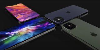 iPhone 12 basado en los modelos supuestamente oficiales de Apple