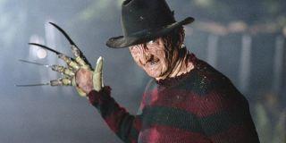 A Nightmare on Elm Street Freddy Krueger full light