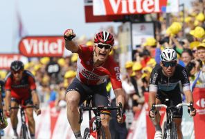 Five talking points from stage two of the Tour de France