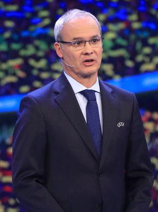 Euro 2020 Draw – Romexpo Exhibition Centre