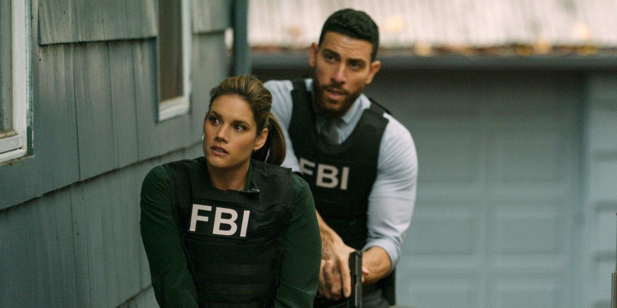 fbi season 3 maggie OA cbs