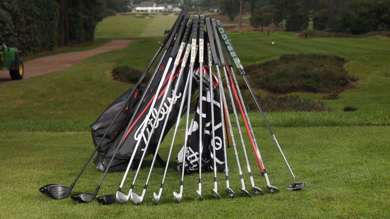 How To Build The Right 14-Club Set - Golf Monthly