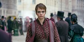Carnival Row's Cara Delevingne Gives Update For Season 2 On Amazon