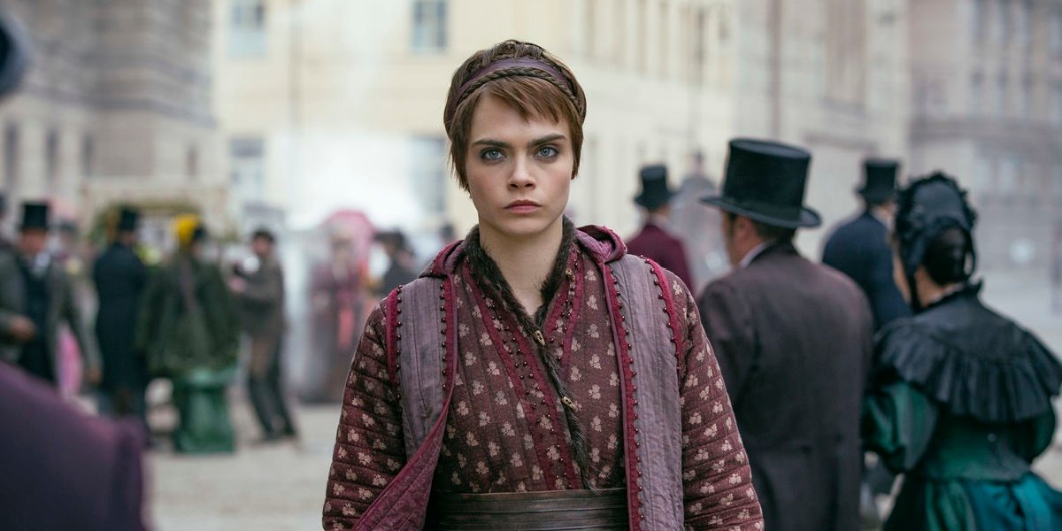Carnival Row S Cara Delevingne Gives Update For Season 2 On Amazon Cinemablend