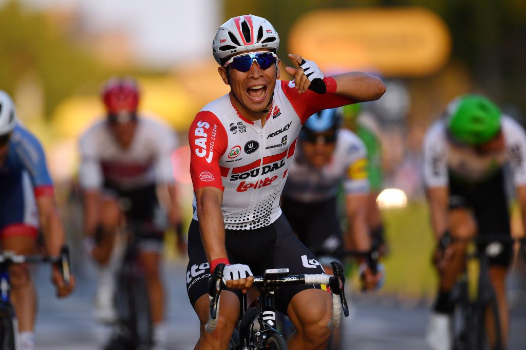 Tour De France Schedule 2020.Caleb Ewan Eyes Yellow Jersey Amongst Limited Sprint