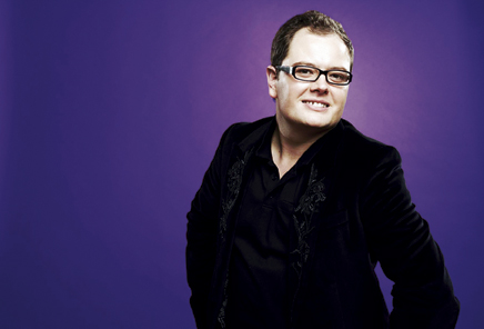 Alan Carr: 'I love having my friends on the show'