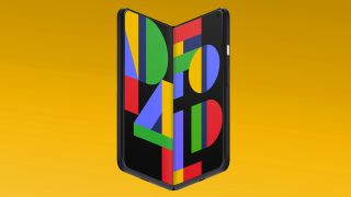 Google Pixel Fold render