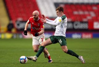 Charlton Athletic v Plymouth Argyle – Sky Bet League One – The Valley