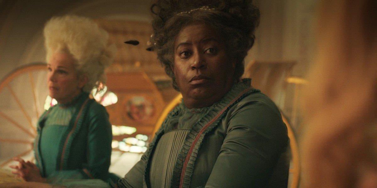 Carlease Burke  in Godmothred