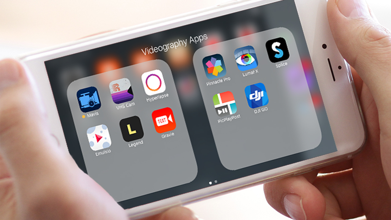 10 apps to turn your iPhone into a genuinely amazing video camera
