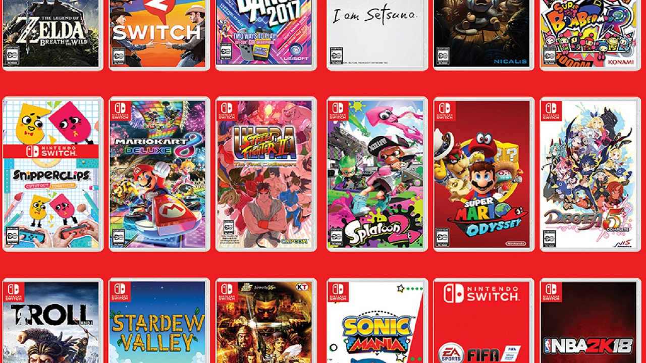 EVERY Nintendo Switch game in the Cyber Monday 2018 sales | GamesRadar+