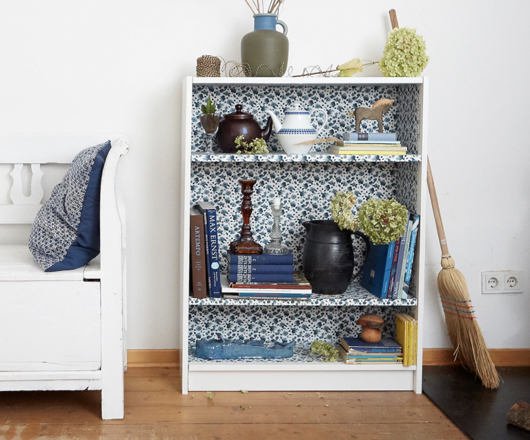 Transform Your Billy Bookcase Or Any Shelving Units With This