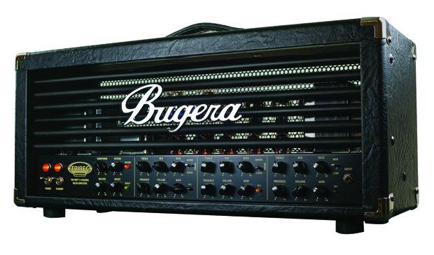 review bugera trirec infinium guitar amplifier guitarworld. Black Bedroom Furniture Sets. Home Design Ideas