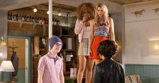 Kassius Nelson plays Jade Albright in Hollyoaks