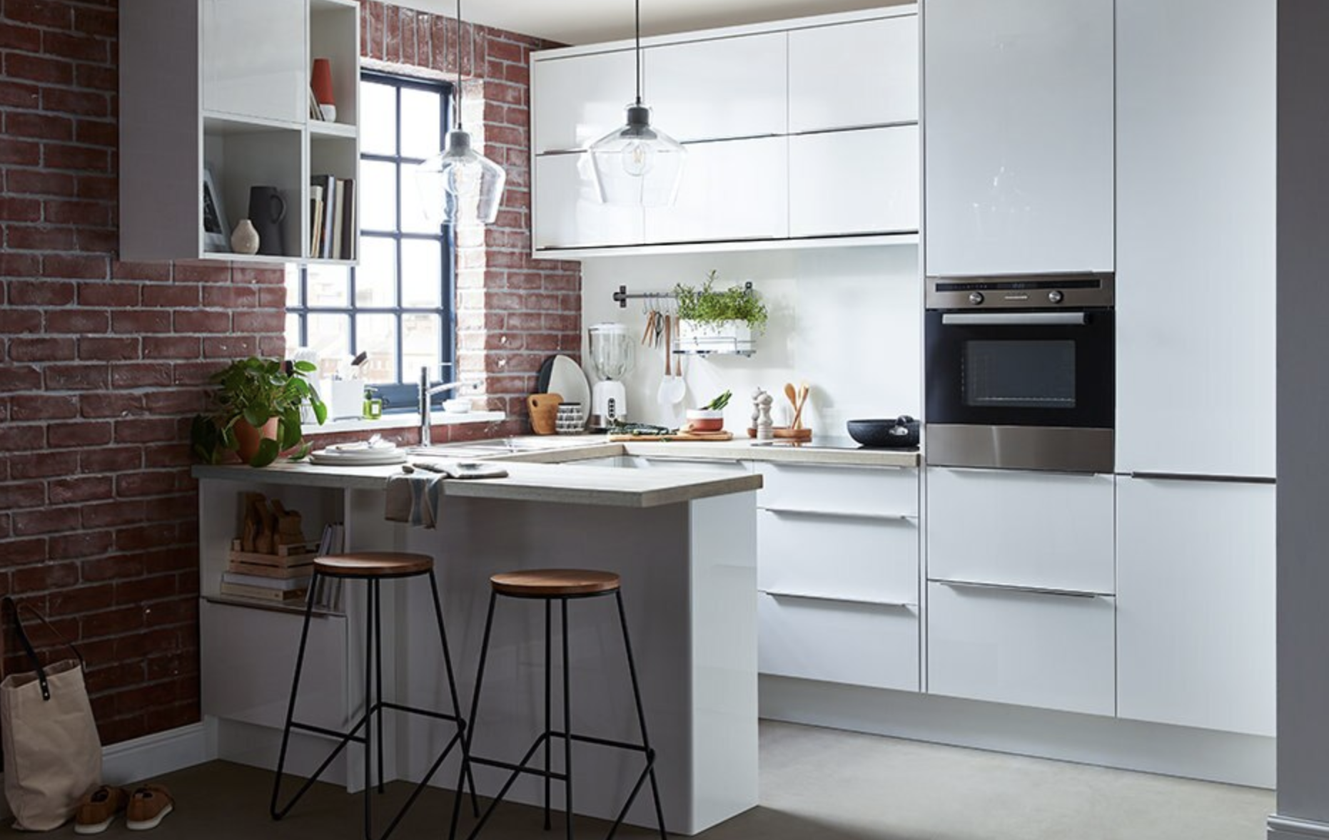The Stunning New B Q Kitchen Range Is Out And There S A 40 Off Sale On The Old Ones Real Homes