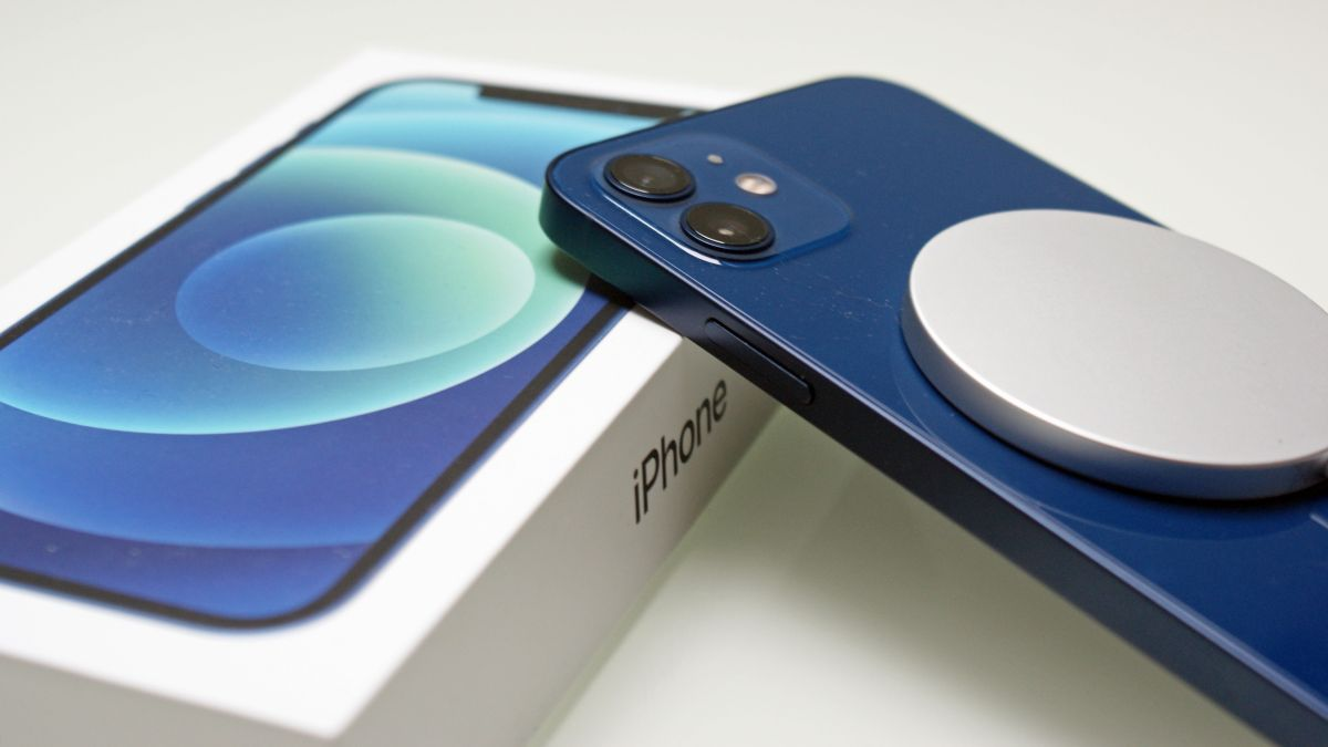 Apple's iPhone 12 and iPhone 12 mini repairs are set to get better - here's how - Techradar
