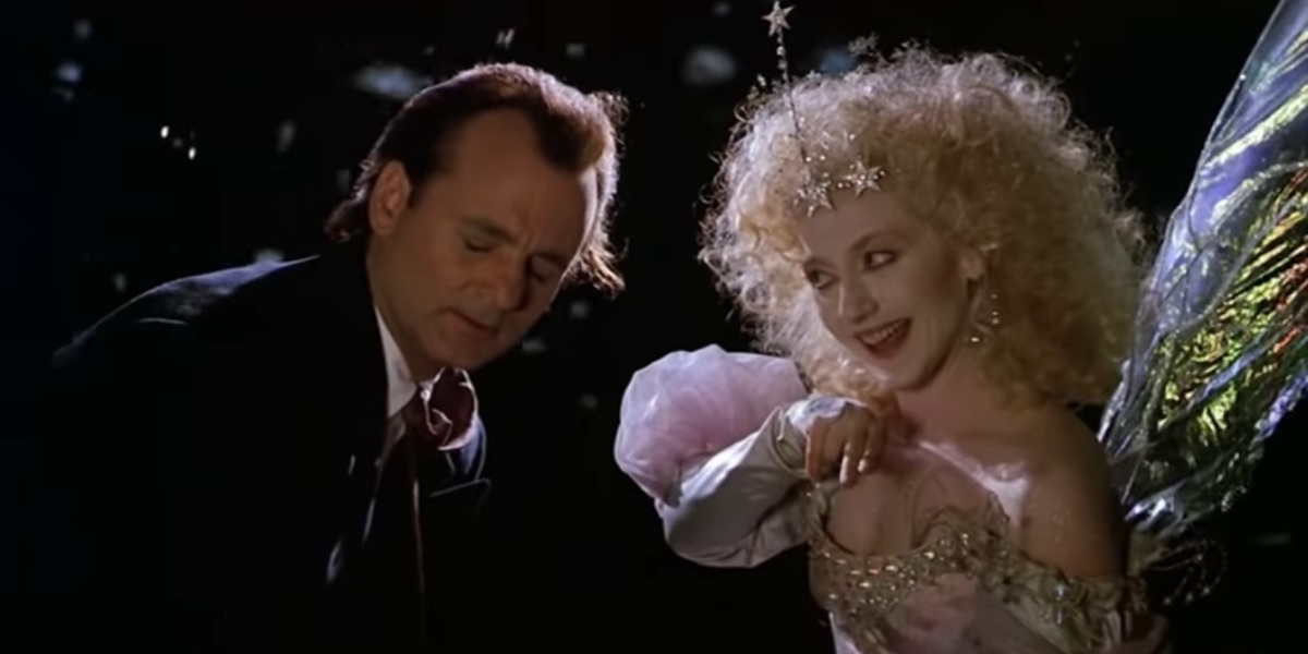 Scrooged with Billy Murray and Carol Kane