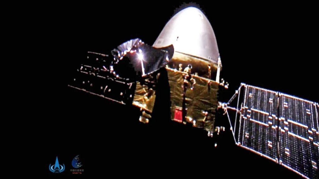 China's Tianwen-1 spacecraft will reach Mars orbit on February 10