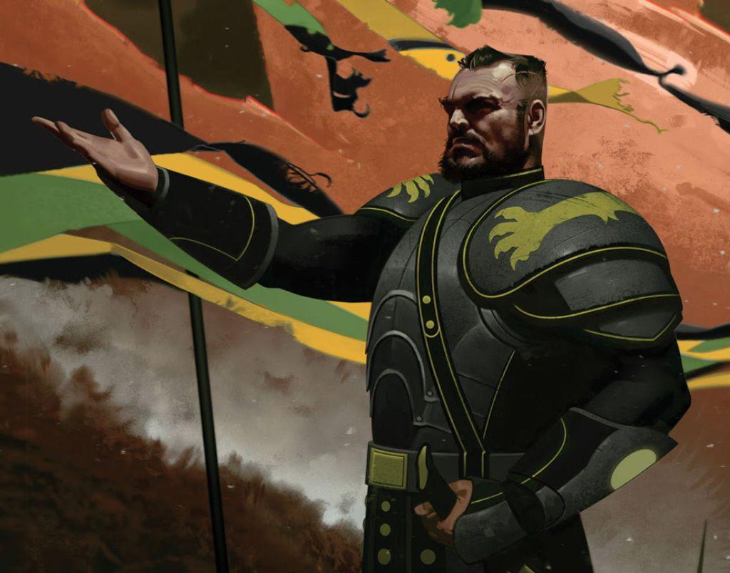 Boom! Studios adds to their 'Dune' comic lineup with new 'Blood of the Sardaukar'