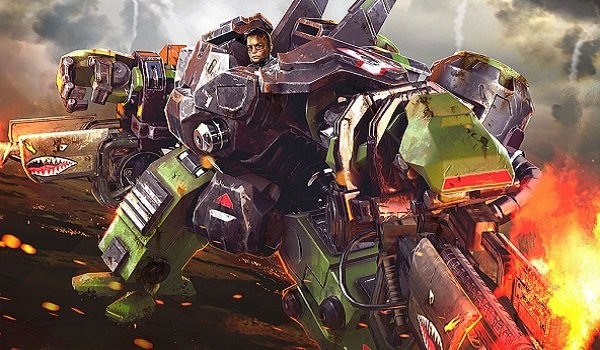 The battle heats up in Halo Wars 2