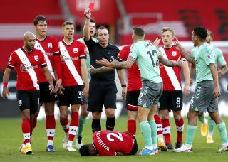Southampton v Everton – Premier League – St Mary's Stadium