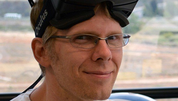 John Carmack says Microsoft's Bethesda buyout might let him 're-engage' with old games