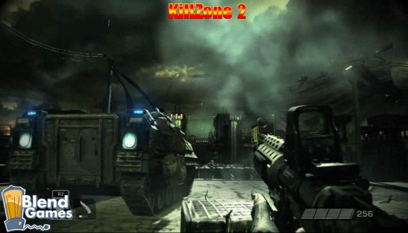 KillZone 2 Vs Crysis: Screenshot And Graphics Comparison #5191