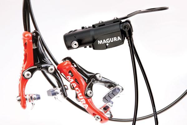 Magura RT8C Hydraulic brakes - Cycling Weekly