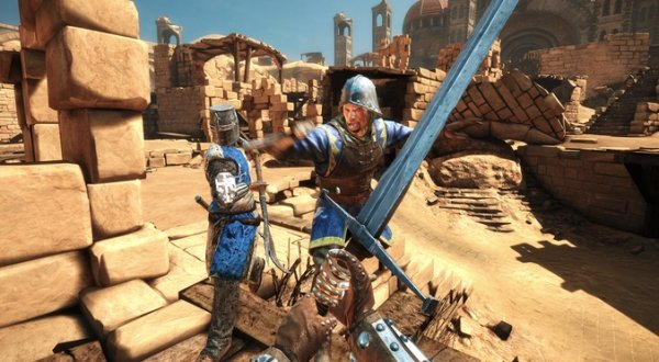 Chivalry: Medieval Warfare Coming To Xbox 360, PS3 - CINEMABLEND