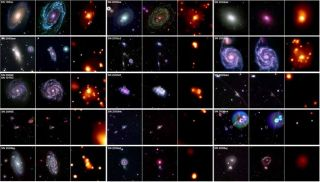 Astronomers See Early Stages of Star Explosions
