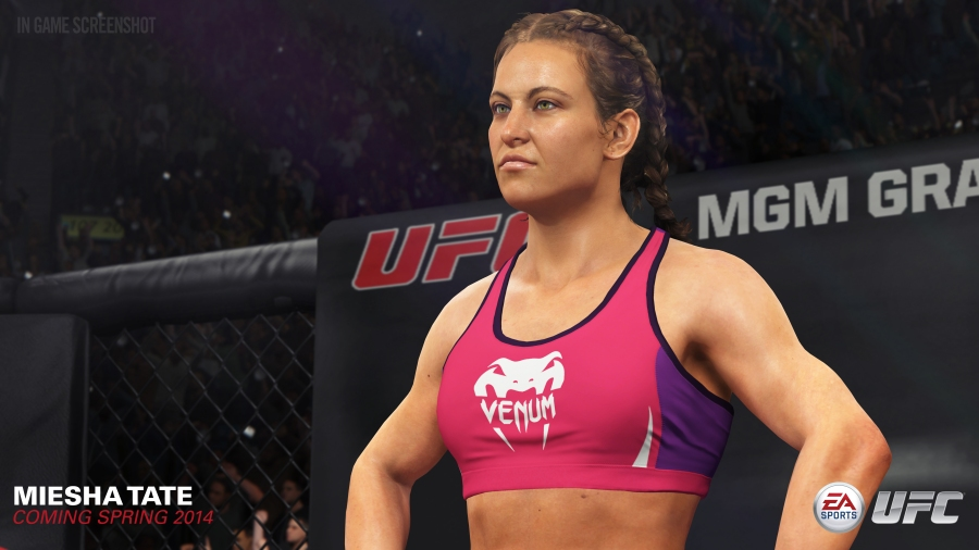 EA Sports UFC Screenshots Keep The Hype Going For PS4, Xbox One #31529