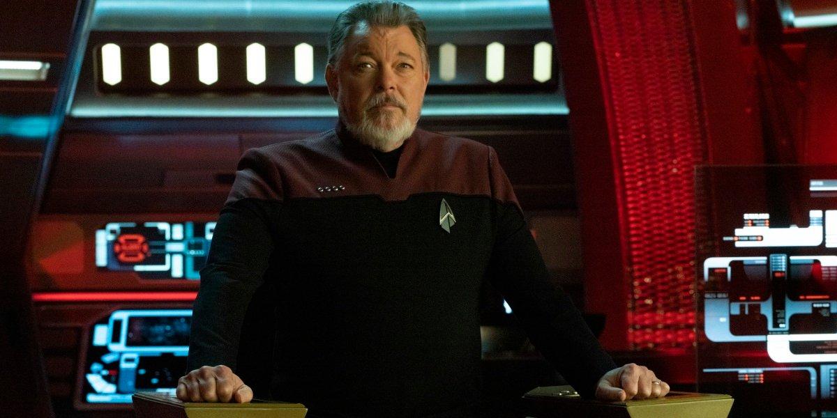 Jonathan Frakes Star Trek: Picard CBS All Access