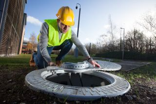 Vodafone to use manhole covers to improve 4G and 5G   TechRadar
