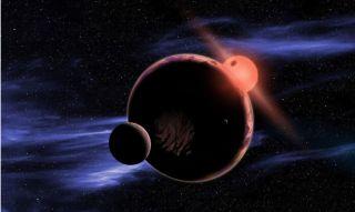 Proxima Centauri and proxima b