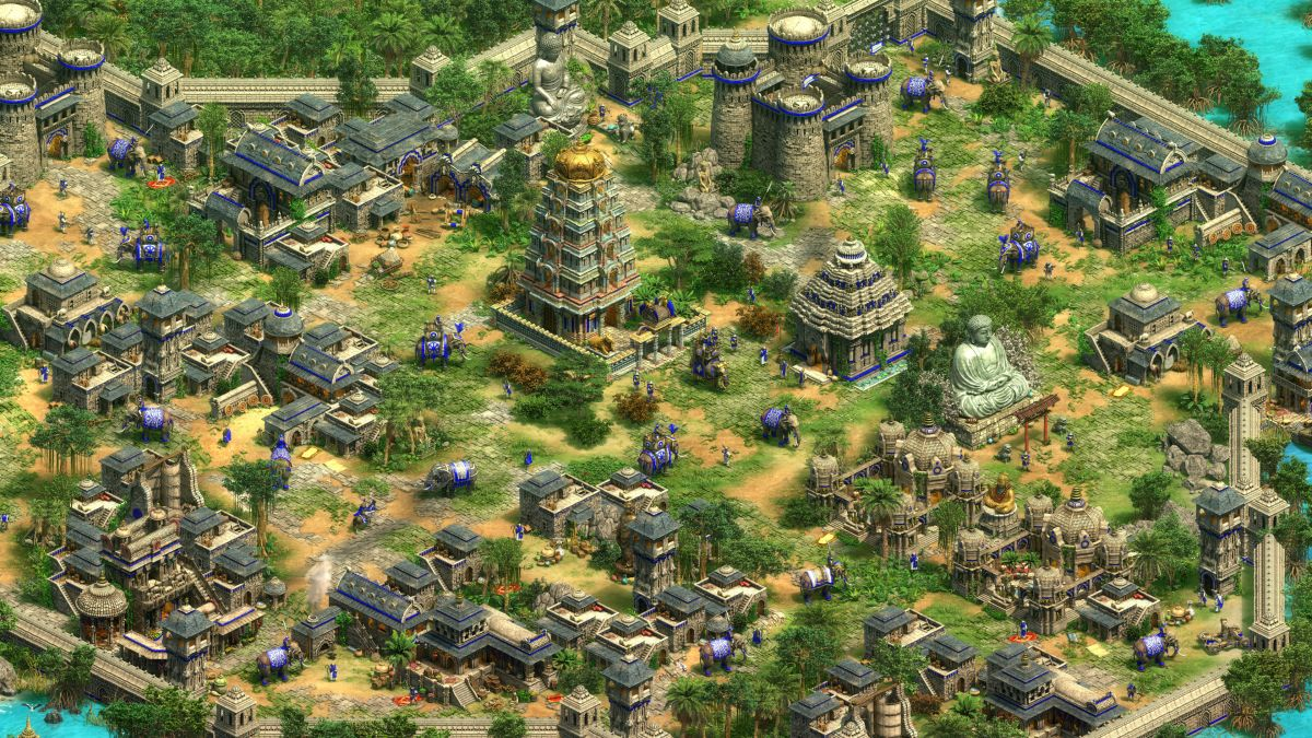 The largest prize pool for Age of Empires 2 since 2002 is up for grabs this weekend