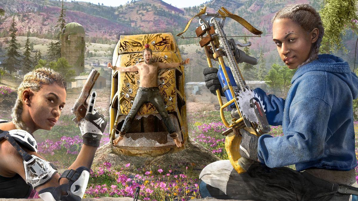 Far Cry New Dawn Review Pushing Far Cry S Survivalist Formula