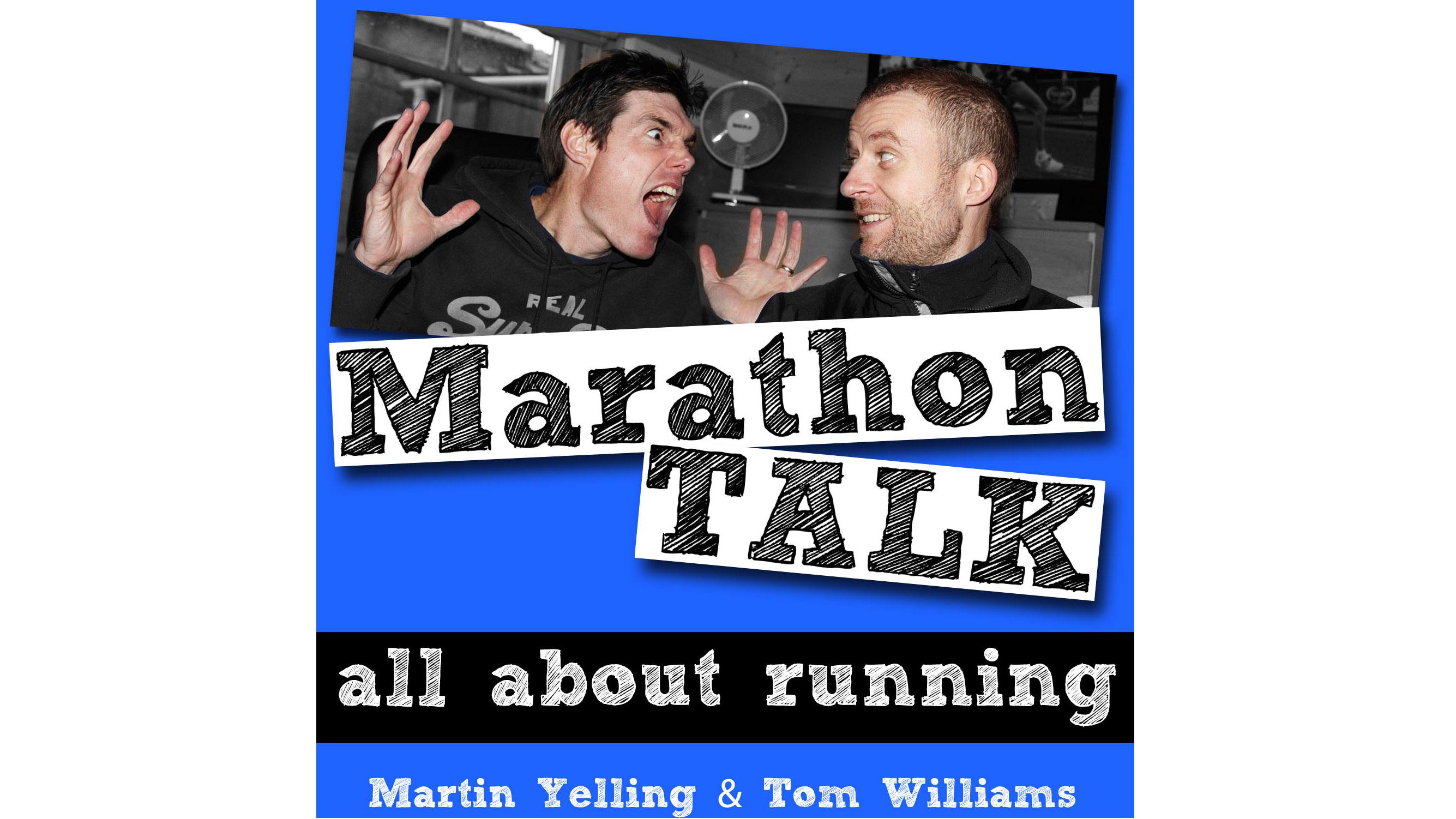 marathon talk podcast