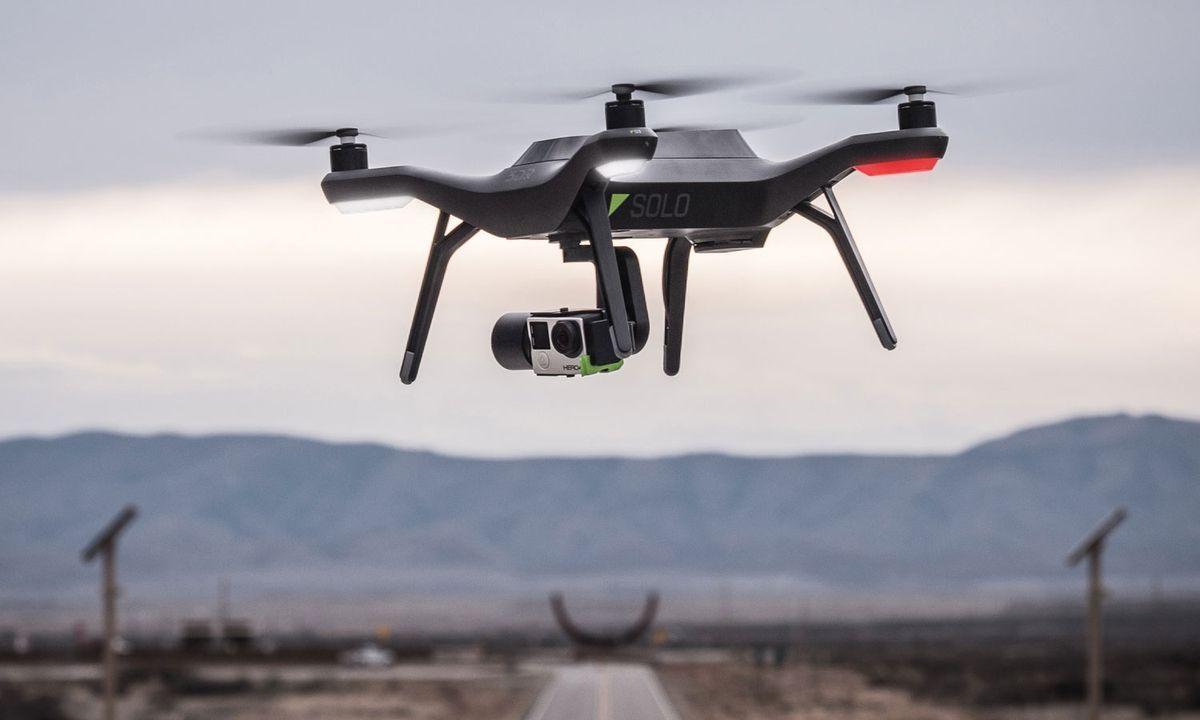 3D Robotics Solo Drone Review   Tom's Guide