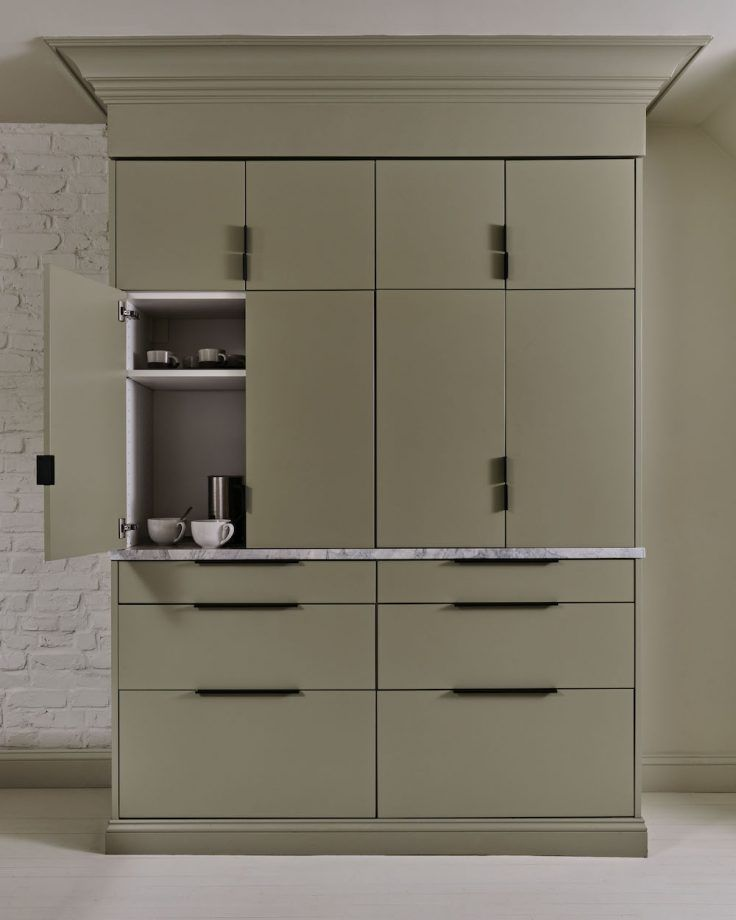 20 Stylish And Practical Kitchen Storage Ideas For A Clutter Free Kitchen Livingetc