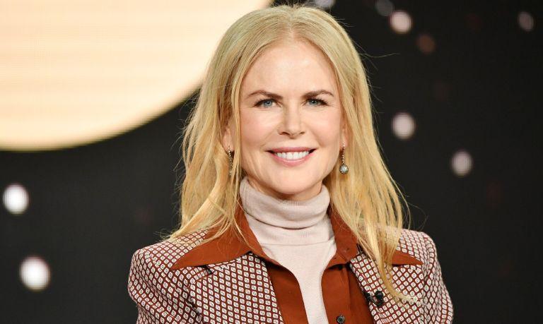 "Nicole Kidman of ""The Undoing"" speaks during the HBO segment of the 2020 Winter TCA Press Tour at The Langham Huntington, Pasadena on January 15, 2020 in Pasadena, California."