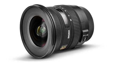 Sigma 10-20mm f/3.5 EX DC HSM Canon-fit review | Digital Camera World
