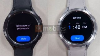 New Samsung Galaxy Watch 4 photos could be first live look
