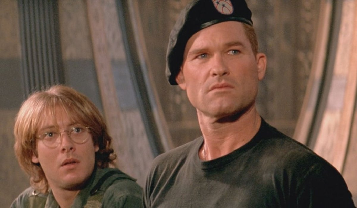 Stargate James Spader and Kurt Russell