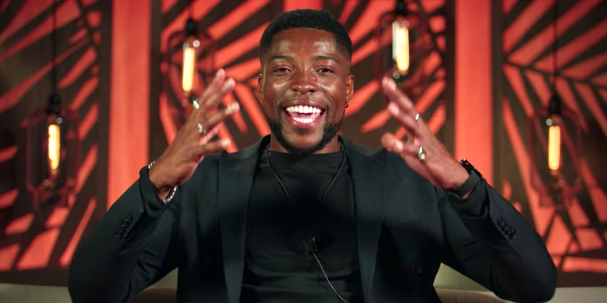Marvin reacts to being the winner of $55,000 on Too Hot to Handle Season 2